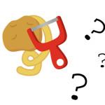「ピューラー」と「ピーラー」、皮むき器はどっちが正しい?