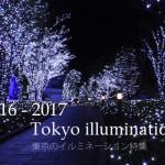 【2016年冬~2017年】東京都内のイルミネーションおすすめまとめ