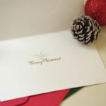 喪中の人にクリスマスカードを送ってもOK?自分が喪中の場合は?