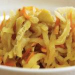 切り干し大根のアレンジやリメイクレシピ49選!煮物以外も