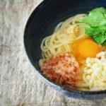 うどんの具材のおすすめ!定番の野菜や肉・人気なのは?