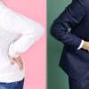 胃と背中の両方が痛い場合に考えられる原因の病気と対処法